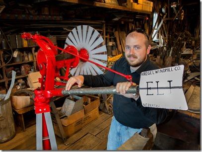Kregel Windmill Museum