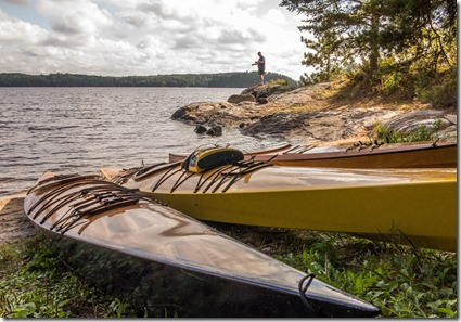 Paddle Voyageurs National Park 2018
